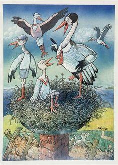 Hans Arnold - I Redet - Blandteknik - Original Book Illustration, Illustrations, The Originals, Anime, Art, Art Background, Illustration, Anime Shows, Kunst