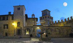 Vigoleno (Piacenza) – Il castello #TuscanyAgriturismoGiratola