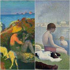 Maurice Denis al Pushkin e Seurat alla National Gallery