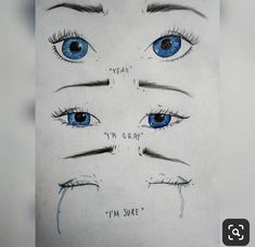 17 Ideas For Sad Art Pictures Sad Drawings, Sad Art, Cute Art, Art Pictures, Art Inspo, Yellow Roses, Art Sketches, Drawing Tutorials, Drawing Techniques