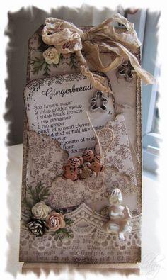 http://craftingalldayscards.blogspot.co.uk/2014/11/gingerbread-tag.html