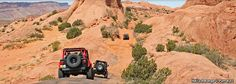 Go off-roading, mountain biking, hiking, camping and more in Moab, Utah! What's your favorite adventure spot?