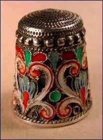 Fabergé Research Site - Thimbles