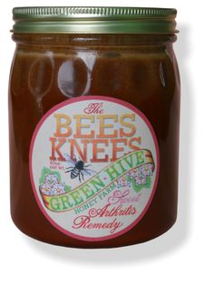 """The Bees Knees - raw honey and cinnamon from Maine bees. Just read a post on fb about these ingredients curing almost everything.  Could it be it is the """"Magic Pill""""!!"""