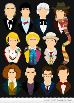 Doctor Who art is always awesome :D