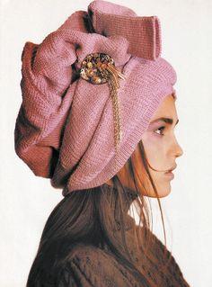 yasmintresbon: Yasmin Le Bon for Vogue UK by Patrick Demarchelier, September 1985