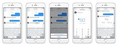 Facebook Messenger beefs up payments, lets you pay inside group chats now