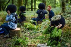 Découvrez la forêt à travers les yeux des animaux