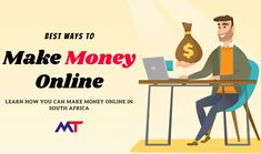 Looking for proven ways to make money online in South Africa? Here we describe some reliable way making money online and start generate passive income. Online Earning, Earn Money Online, Computer Literacy, Way To Make Money, How To Make, Event Organization, Communication Skills, Virtual Assistant, Affiliate Marketing
