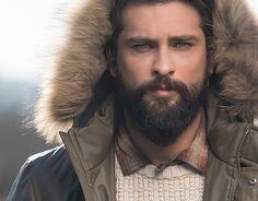 Top Beauty Looks Turkish Men, Turkish Beauty, Turkish Actors, Turkish People, Beautiful Men Faces, Gorgeous Men, Long Beards, Ideal Man, Awesome Beards