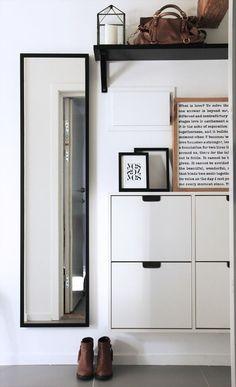 Tips för liten hall
