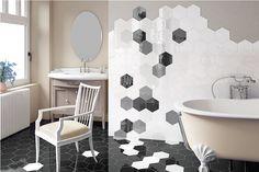 Hexatile Series - Design Tiles