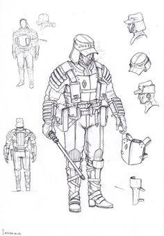 light armor 11 by TugoDoomER on DeviantArt