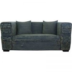Sofas - Luckys Discount Centre Denim Couch, Living Room Furniture, Home Furniture, Sleeper Couch, Lounge Suites, Living Room Lounge, Data Sheets, High Quality Furniture, Scatter Cushions