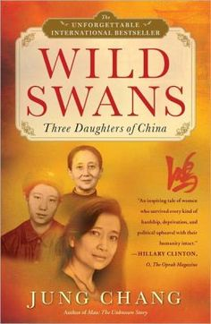 In telling the stories of her grandmother, mother, and herself Jung Chan tells the history of twentieth-century China.