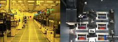 Curiosity: Sony sensor factory air is 35000 times cleaner than typical city air #photography