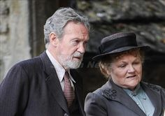 mr mason and mrs patmore...i hope they end up together!