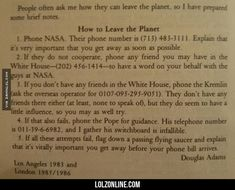 Leave The Planet#funny #lol #lolzonline