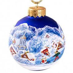 Joy Ball Christmas Ornament