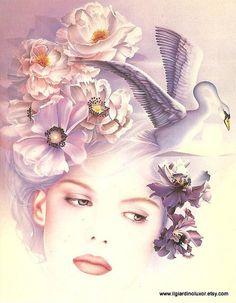 80s illustration