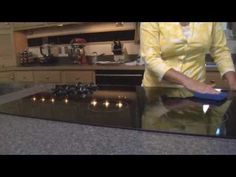 How to Clean Your Cooktop / Stove