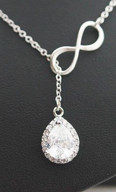 Nothing speaks of love like an infinity necklace with a diamond like this.  Gentlemen, here's an idea for what to get your lovely ladies this Christmas.   We customize jewelry; drop by for a visit and let's talk details: The Peninsula Manila (Basement Arcade), Ayala Avenue, Makati City, Manila, Philippines.  #vienouvelle #philippines #rings #wedding #weddings #weddingday #weddingring #engagement #engagementring #weddingbandshopping #engaged #diamonds #hubby #ring #awesome #life…