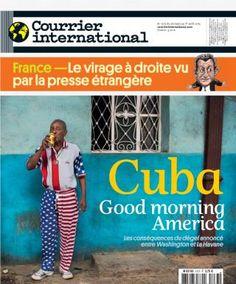 L'annonce en décembre, du dégel des relations diplomatiques entre La Havane et Washington pourrait rapidement doper le tourisme et l'écnonomie de l'île. Une ouverture analysée par la presse américaine et cubaine.  Quant au quotidien italien Corriere della Serra, il décrypte le virage à droite pris par la France lors des dernières élections départementales.
