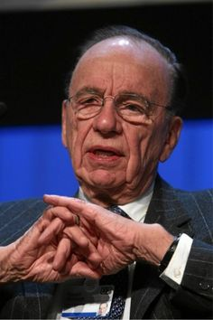 Australian-American business magnate accuses Guinness of being manipulated by gay rights organizations after the Irish drinks company pulled out of sponsoring New York City's St Patrick's Day parade The World Newspaper, News Corp, Business Magnate, International Phone, St Patricks Day Parade, Rupert Murdoch, London Police, English Gentleman, Liberal Party