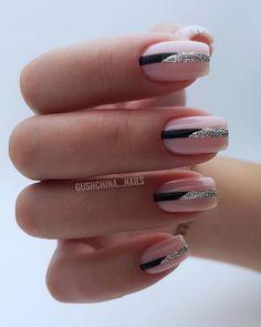 ❤️ ⠀ By ⠀ ⠀ ⠀ ● ○ ● ○ ● # beautiful nails # design nails # perfect glare # perfect manicure Perfect Nails, Gorgeous Nails, Pretty Nails, Chic Nails, Stylish Nails, Lynn Nails, Art Deco Nails, American Nails, Square Nails