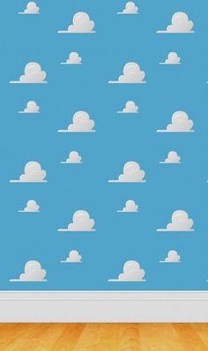 かわいい雲のパターンのiPhone壁紙 | 壁紙キングダム スマホ版