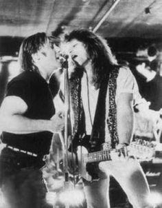 Southside Johnny & Jon Bon Jovi,Baby!Jersey Men Knows How To Rock!
