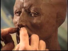 (2) Bill Merklein Sculpting the Human Head part 3 - YouTube