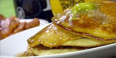 Super Easy Cannabis-Infused Pancakes For A Delicious Wake N...