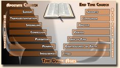 the dark ages truth   The Hidden Name of God - Bible Truths Lost During the Dark Ages Have ...