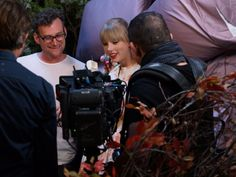 We Are Never Ever Getting Back Together behind the scenes http://www.taylorpictures.net/thumbnails.php?album=1810