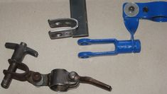 Seatpost Hitch Details from Bob's DIY Trailers | BikeShopHub Blog
