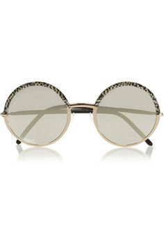 Cutler and Gross sunglasses, $565, net-a-porter.com.   - HarpersBAZAAR.com