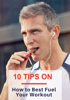 A good workout can come down to many things, but one of the most important is your fueling strategy. What you eat determines how hard you can push yourself in the gym and how well your muscles recover afterward. Not sure where to start on your pre- or post-workout nutrition plan? These tips will show you the way. 10 Tips on How to Best Fuel Your Workout http://www.active.com/food-and-nutrition/articles/10-tips-on-how-to-best-fuel-your-workout?cmp=17N-PB33-S14-T1-D2--1075