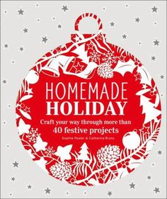 Clear, step-by-step instructions guide readers to create fresh flower garlands, bake edible gift tags, make homemade bath salts, and paint authentic tree ornaments. With last-minute ideas and lots of inspiration, this book will help you wrap up gift-giving and decorating for the holiday season.