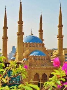 """""""Mohammed Al-Amin"""" """"mosque"""" """"downtown"""" """"beirut"""" """""""