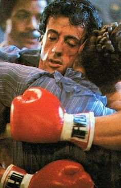 Rocky III - Publicity still of Sylvester Stallone Rocky Series, Rocky Film, Rocky 3, Rocky Road, Eye Of The Tiger, Sylvester Stallone, Rocky And Adrian, Rocky Stallone, Rocky Balboa Quotes