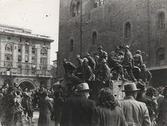 Bologna 21 aprile 1945 (Fondazione Cineteca di Bologna - Archivio fotografico)