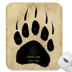 Google Image Result for http://rlv.zcache.com/grizzly_bear_paw_print_wildlife_supporter_mousepad-p144960169961156684envq7_400.jpg