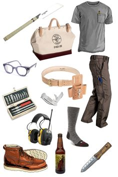 Outfitted: Father's Day Gift Ideas for Guys That Make and Build Stuff