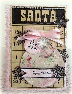 A Pink and Black Christmas?