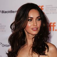 Megan Fox - Party hairstyles from ghd