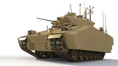 Return of the Ground Combat Vehicle? Army leaders and industry experts talked about what a next-generation armored vehicle might look like. Read more.