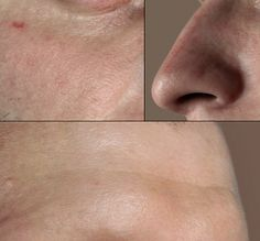 realistic skin shader study