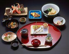 Kaiseki (Banquet) Ryori, Kaiseki (Tea Ceremony) Ryori