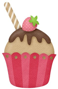 lliella_StrawberryKisses_cupcake1.png